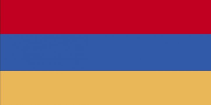 flagga, Armenien