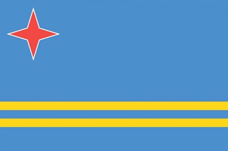 Flagge, Aruba