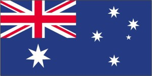flag, Ashmore, Cartier, islands