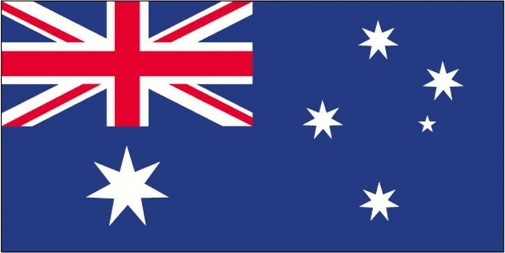 zászló, Ausztrália