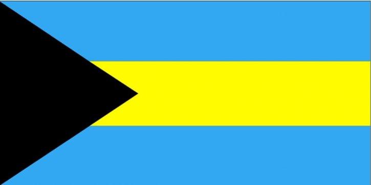 zászló, Bahama-szigetek