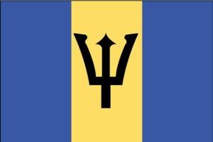 flag, Barbados