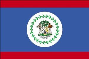 zastava, Belize
