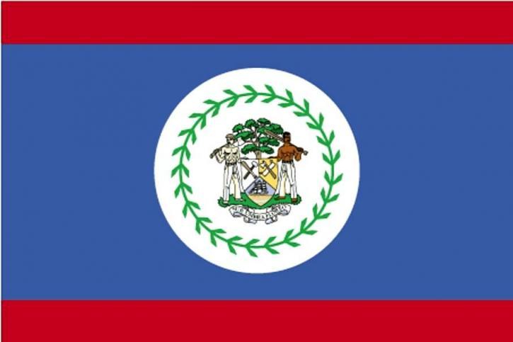 flag, Belize
