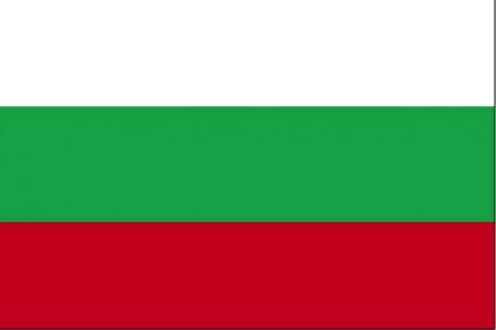 zástava, Bulharsko