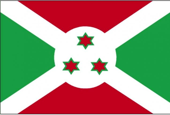 플래그, 부룬디