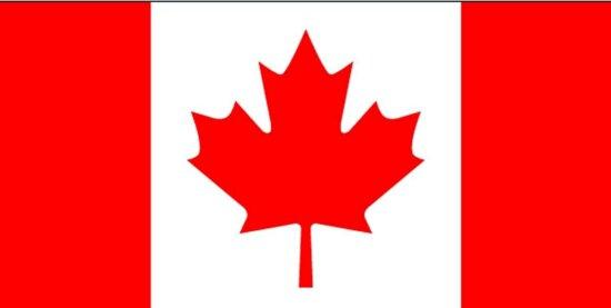 旗, 加拿大