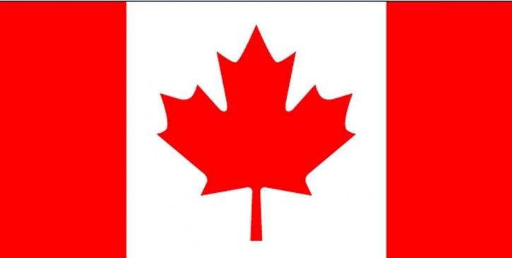 zastava, Kanada