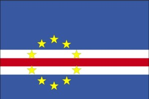flag, Cape, Verde