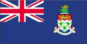 drapeau, Cayman, îles