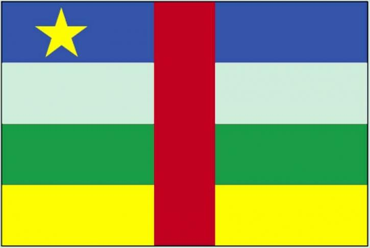 flag, Central, African, republic