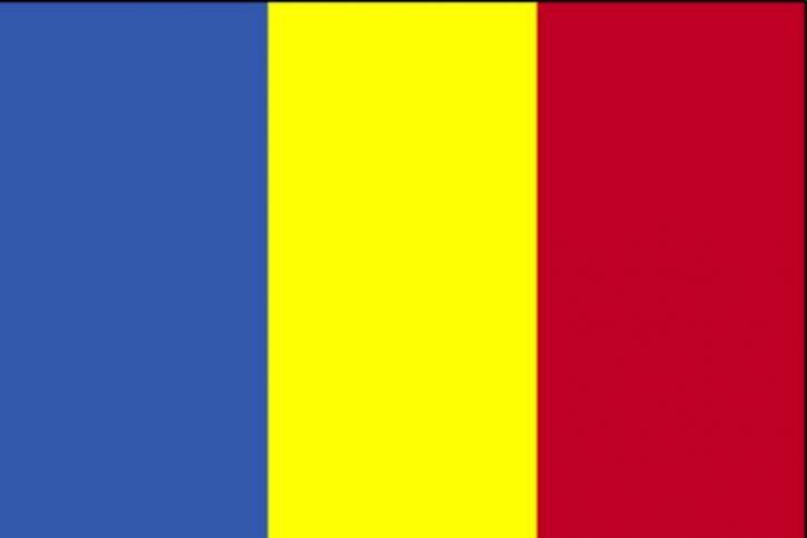 drapeau, Tchad