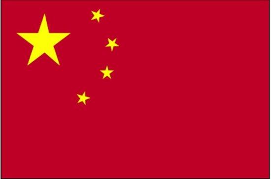flag, China