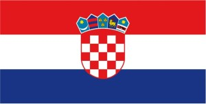 flag, Croatia