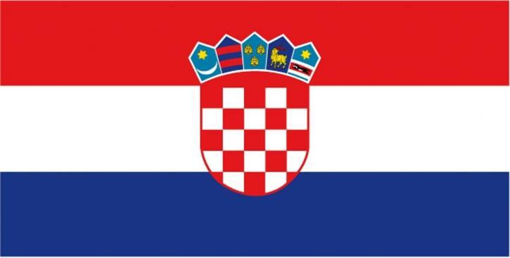 zastave, Croatia