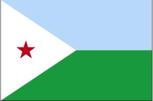 flagg, Djibouti