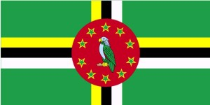 vlajka, Dominika