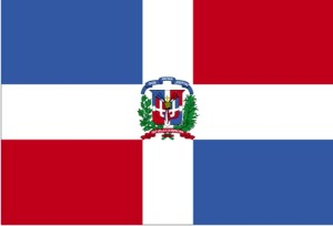 vlajka, Dominikánská republika