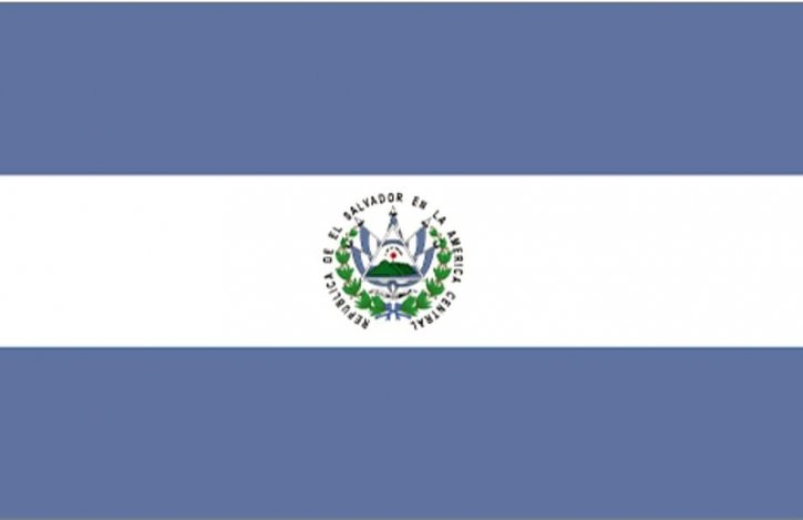 vlajka, San Salvador