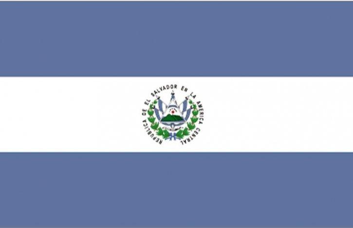 vlag, San Salvador