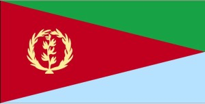 vlajka, Eritrea