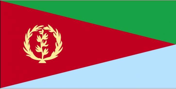 ธง ประเทศเอริเทรีย