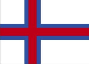 zastava, Farski Otoci