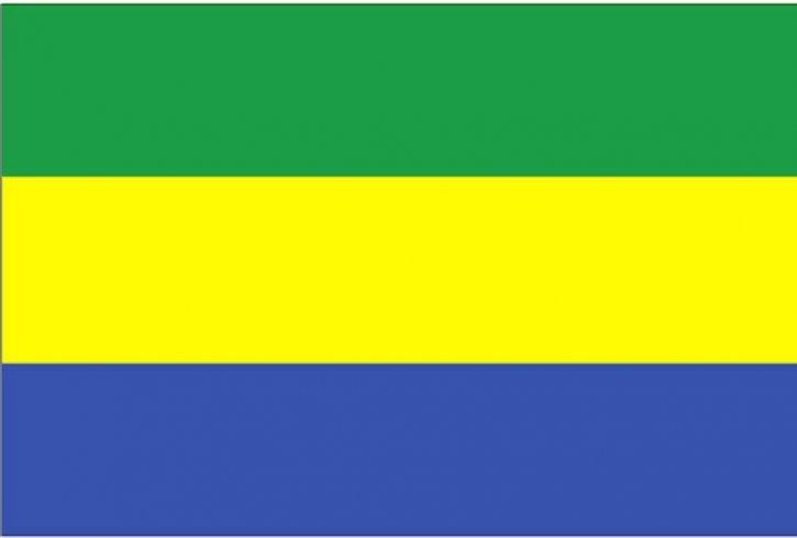 lippu, Gabon