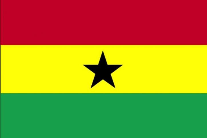 flag, Ghana