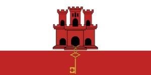 flag, Gibraltar