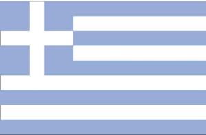 vlajka, Řecko