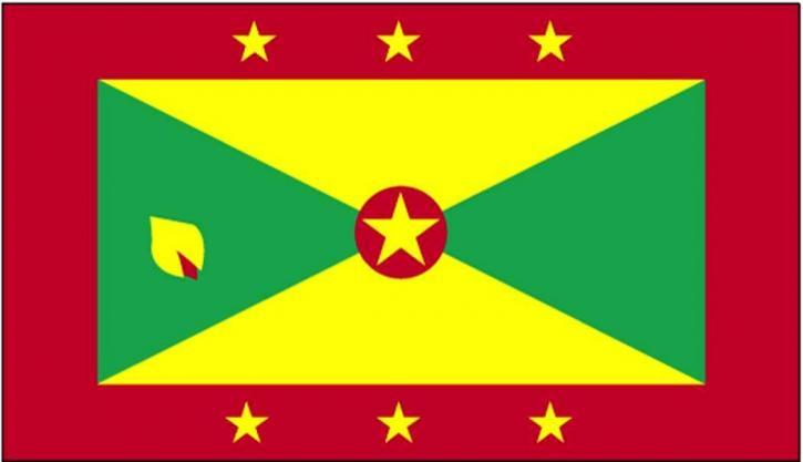 vlajka Grenady