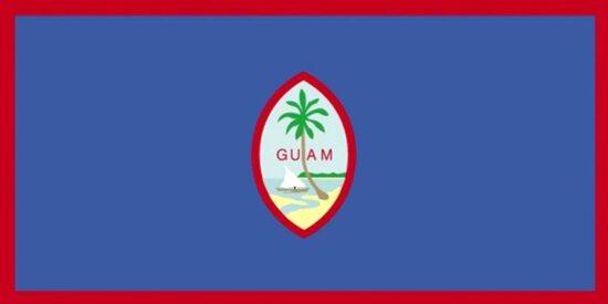 flagg, Guam