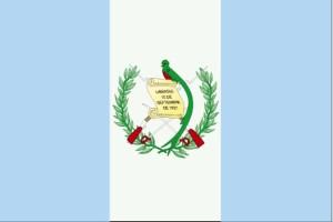 vlajka, Guatemala