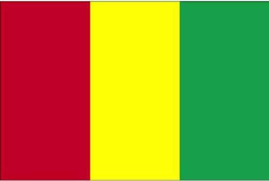 flagg, Guinea