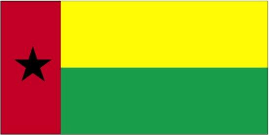 flagg, Guinea Bissau