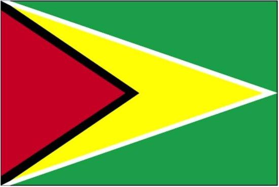 flagg, Guyana