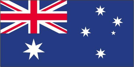 flagg, Heard-øya, mcDonald-øyene