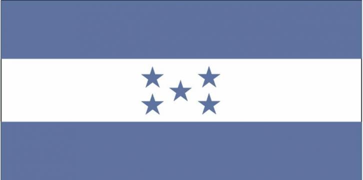 flag, Honduras