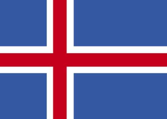 flagg, Island