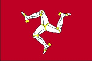 flag, Isle man