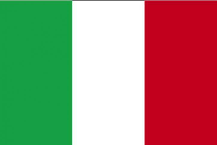 플래그, 이탈리아