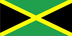 bandeira, Jamaica