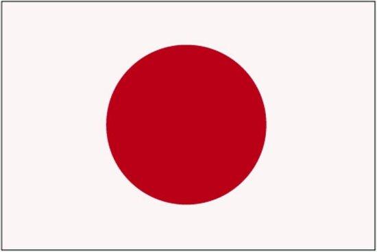 ธง ประเทศญี่ปุ่น