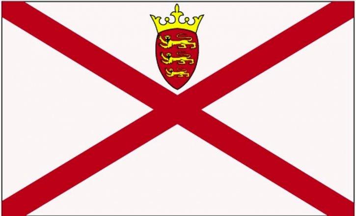 Flaga, Jersey