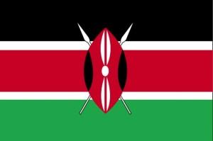 bandera, Kenia