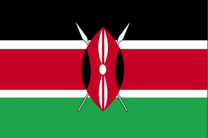 flag, Kenya