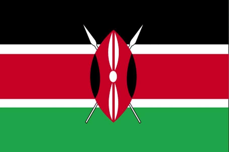 Free Picture Flag Kenya