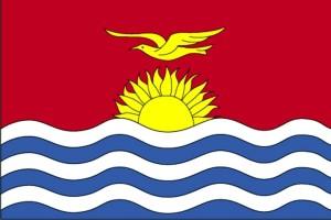 旗帜, 基里巴斯