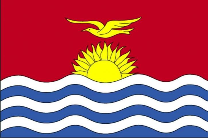 bandera, Kiribati